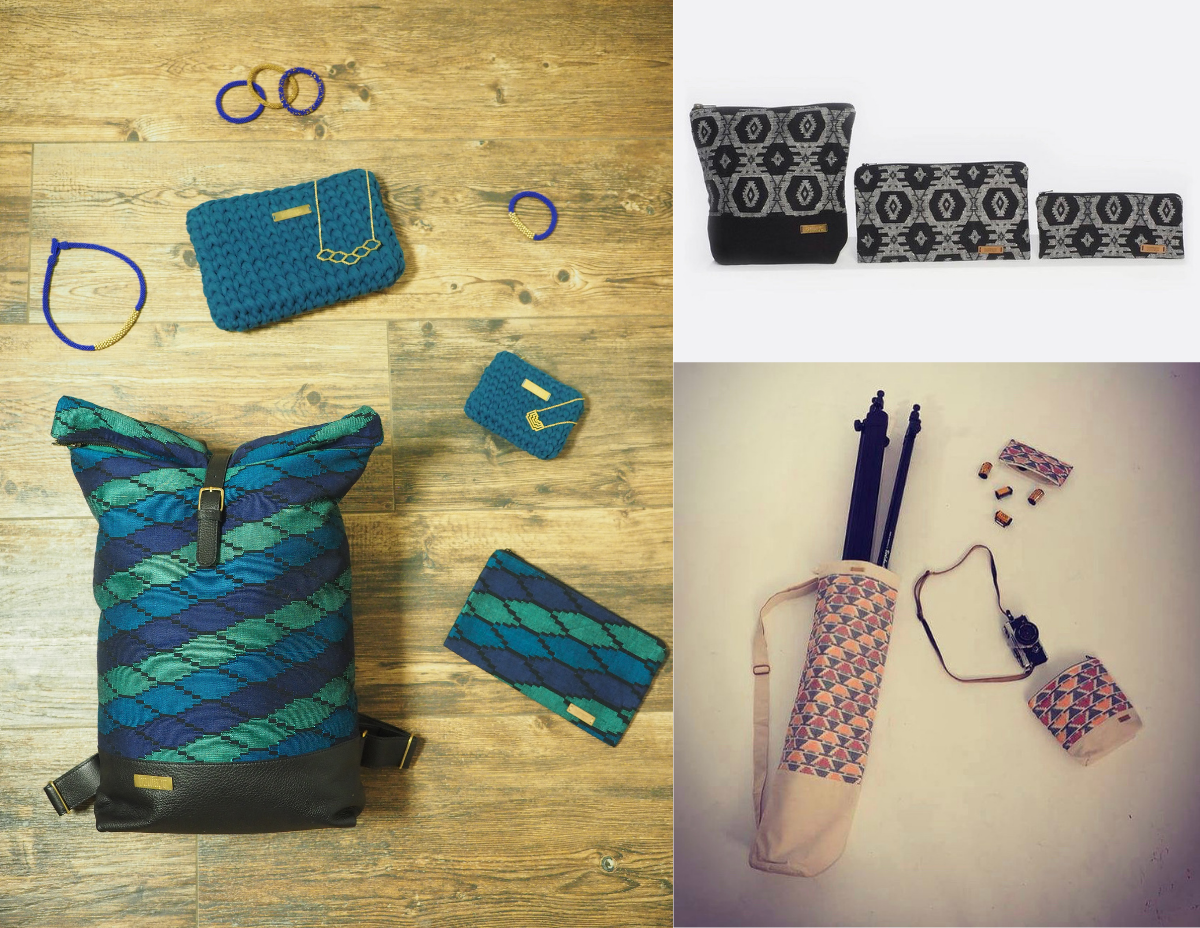 Backpacks, Bags, Jewelry and Yoga Bags from Battiayo