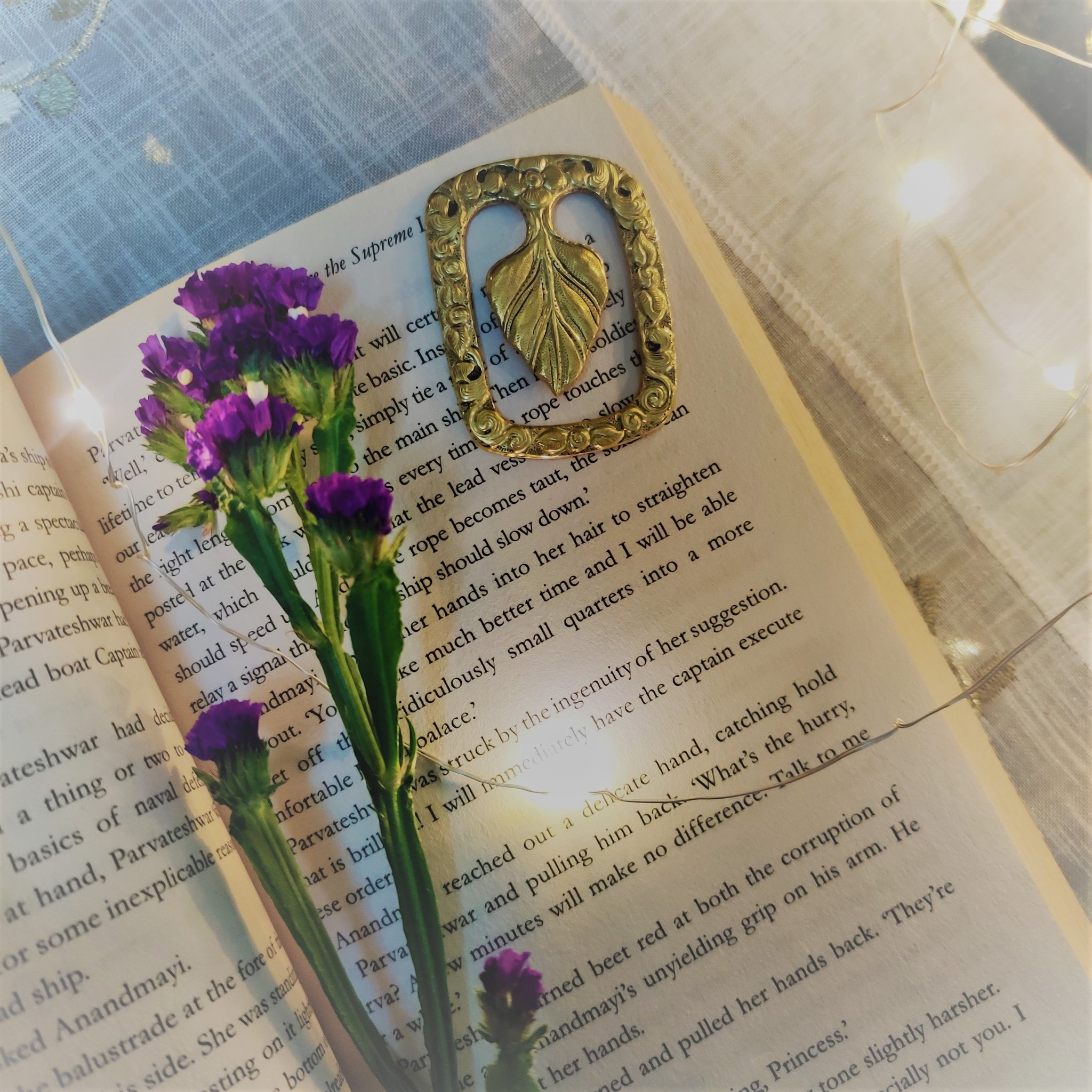 Bodhi Bookmark by Lilsherpa