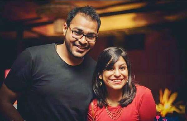 The Founders of Lilsherpa, Yugam Bhumsaria (left) and Mohita Bhumsaria (right)